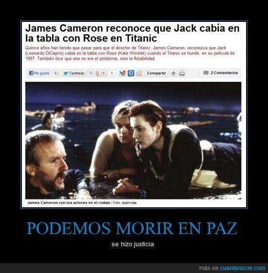 cameron,jack,james,rose,tabla,titanic