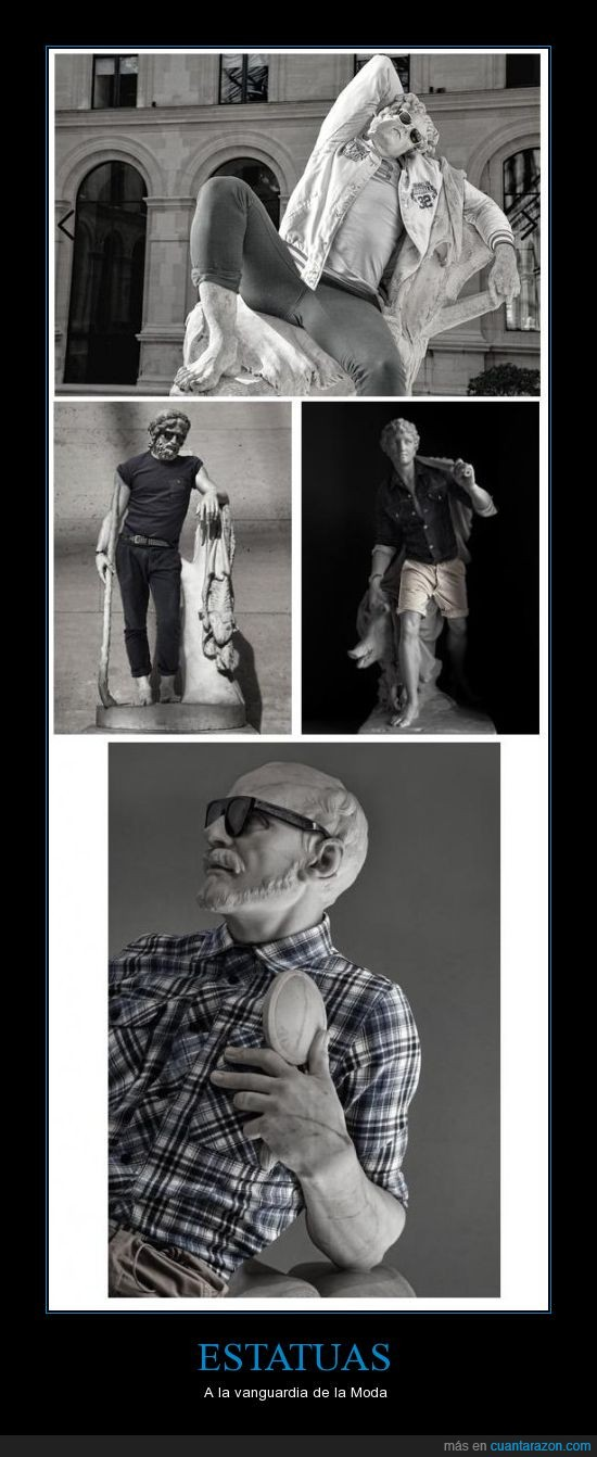 camisa,clasica,escultura,estatua,gafas,ropa