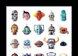 Enlace a ROBOT FAMOSOS