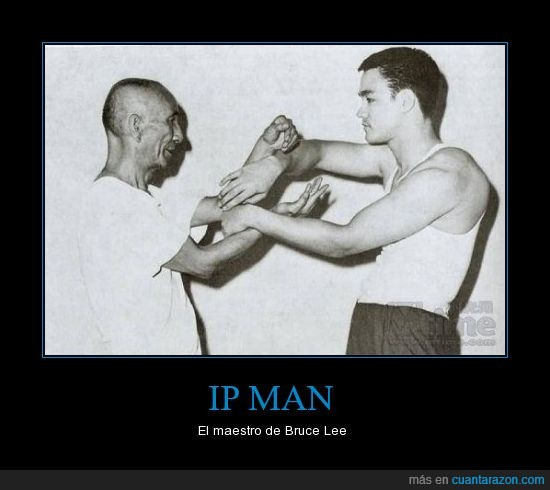 artes marciales,bruce lee,chino,Ip man