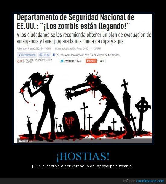 apocalipsis zombie,eeuu,emergencia,estados unidos,evacuacion,gobierno,plan