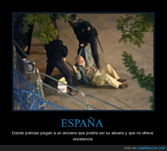 25S,Abrid los ojos,Brutalidad policial,Congreso,España,Indignación