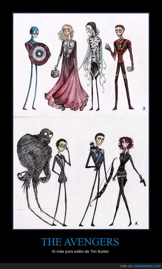 capitan america,Hulk,iron man,Loki,Rumanoff,The Avengers,Thor,Tony Stark
