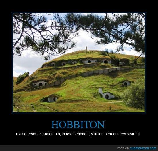 agujero,comarca,hobbit,hobbiton,matamala,nueva zelanda,señor de los anillos