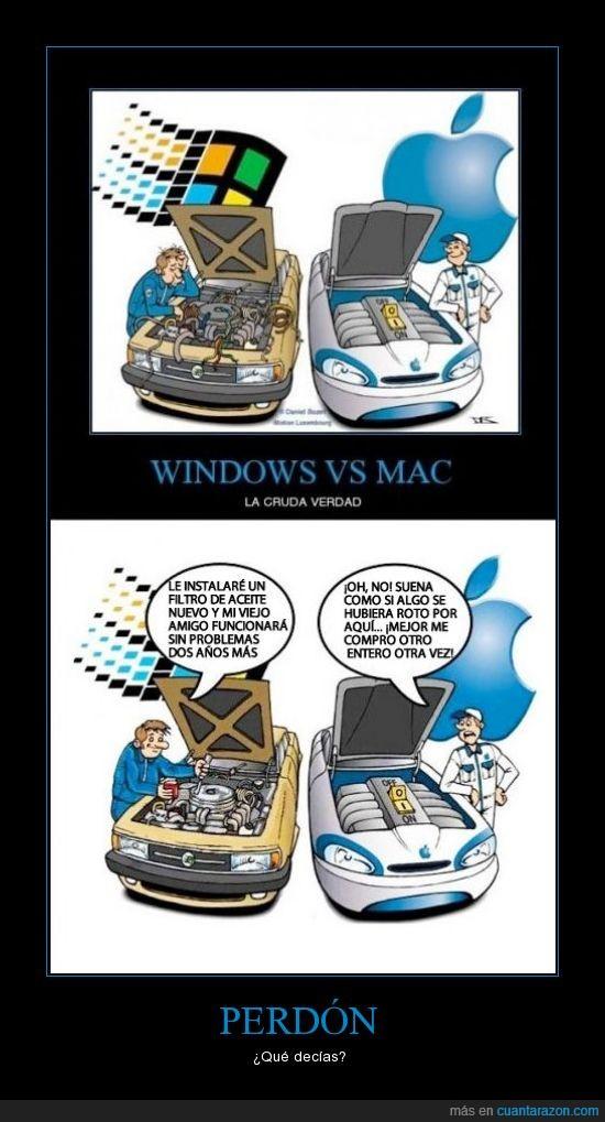 arreglar,cambiar,coche,comprar,mac,motor,nuevo,pieza,viejo,windows