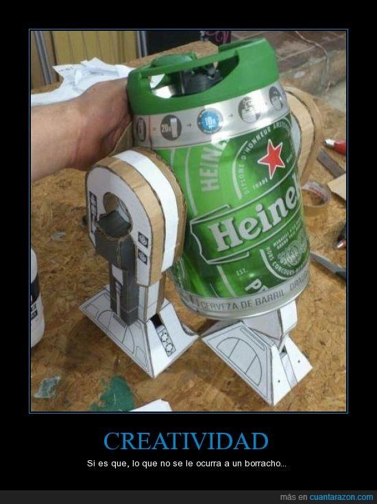 cerveza,lata,r2d2,robot,star wars