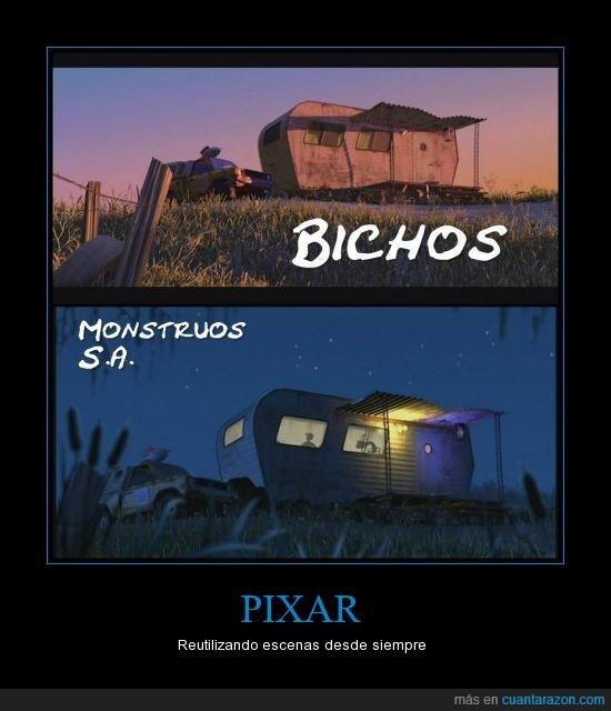 bichos,disney,monstruos s.a.,pixar