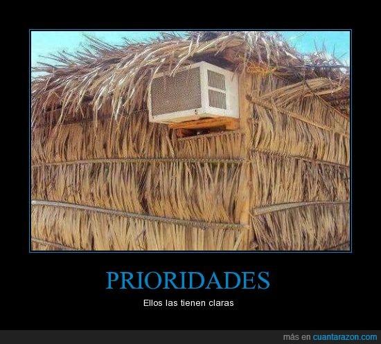 acondicionado,aire,casa,prioridades