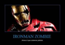 Enlace a IRONMAN ZOMBIE