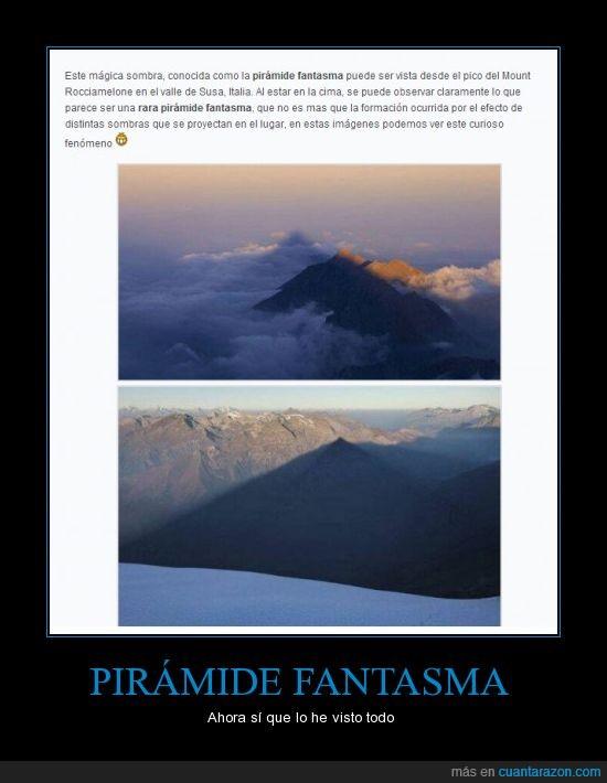 italia,piramide,sombra,valle