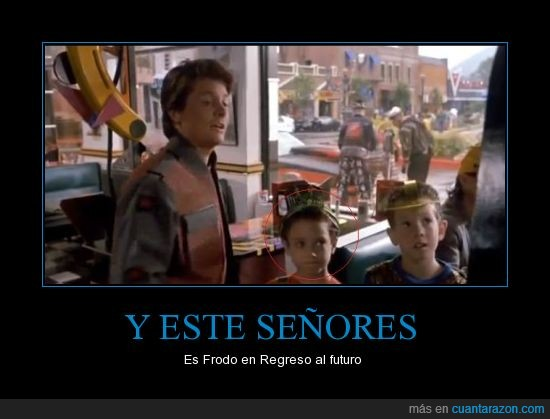 back to the future,elijah wood,futuro,marty mcfly,regreso