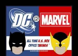Enlace a DC VS MARVEL