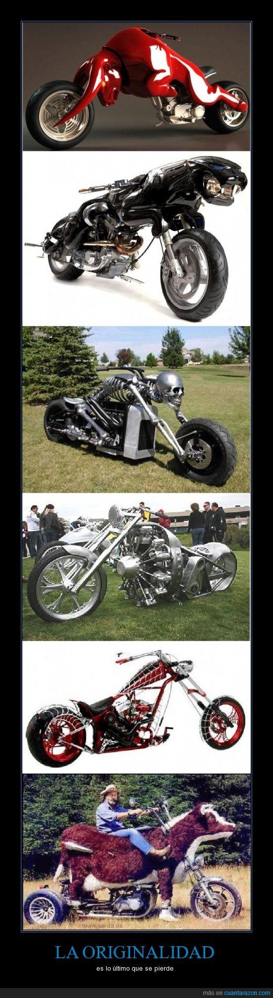 forma,motos,no hay nada comparado a la motovaca,original,tunning