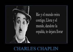 Enlace a CHARLES CHAPLIN