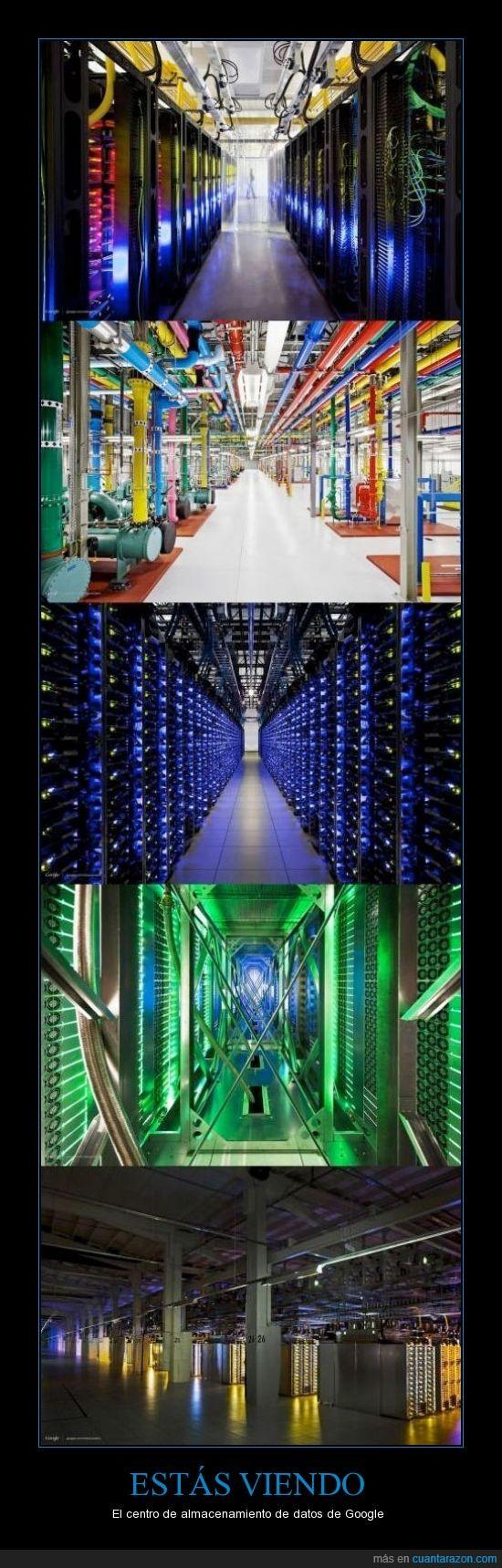 almacenamiento,base,centro,dato,google,luz