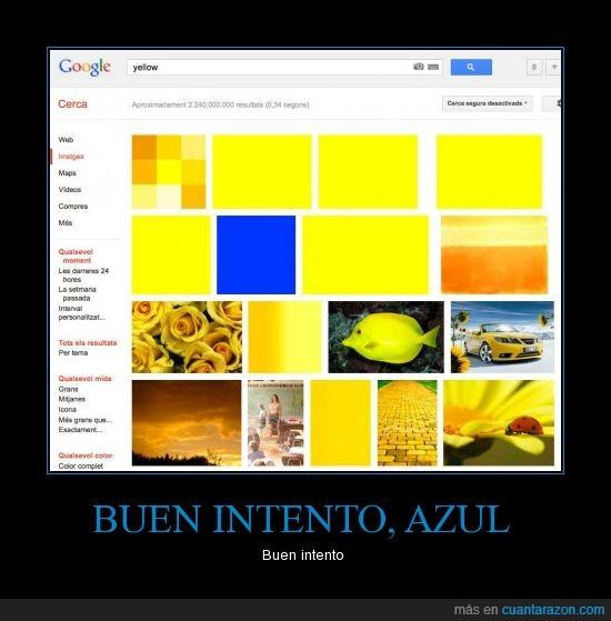 amarillo,azul,google,imagenes,infiltrado,yellow