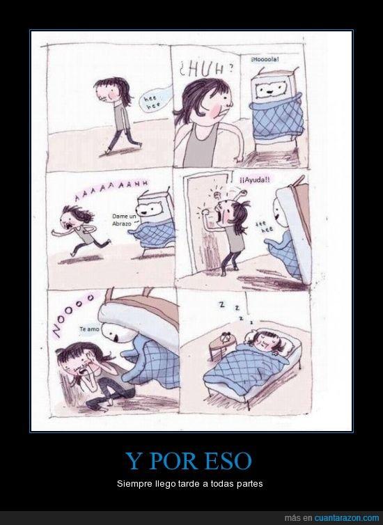 cama,colegio,dormir,siempre lo mismo,siesta,sonsacar,tarde