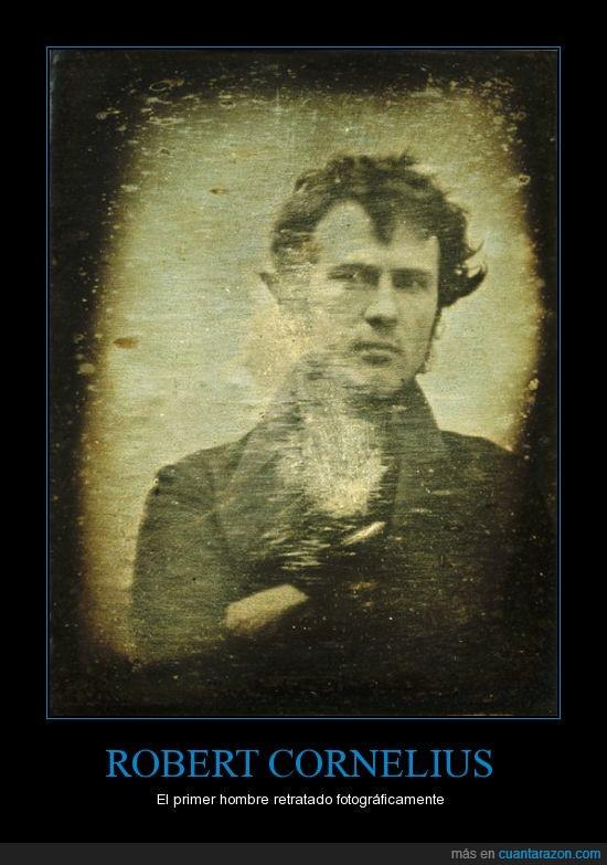 fotografía,primera fotografia,robert cornelius