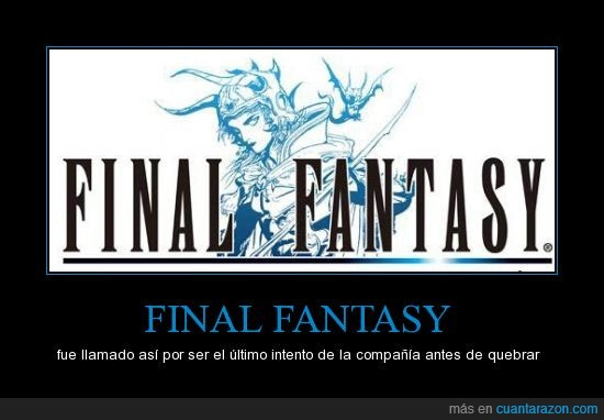 ff,final fantasy,intento,quiebra,square enix,squaresoft,ultimo