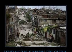 Enlace a HURACÁN SANDY EN CUBA
