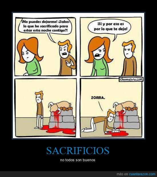 cortar,novia,sacrificio,toro