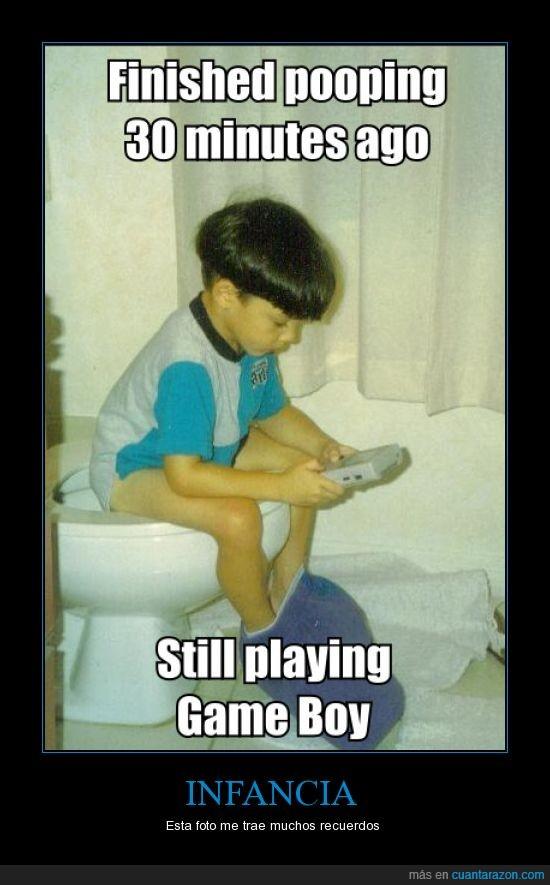 boy,cagar,consola,game,game boy,infancia