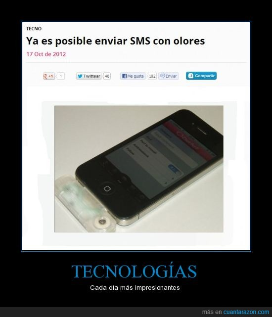 celular,enviar,mensaje,movil,olor,olores,sms,tecnología,tecnologías,telefono