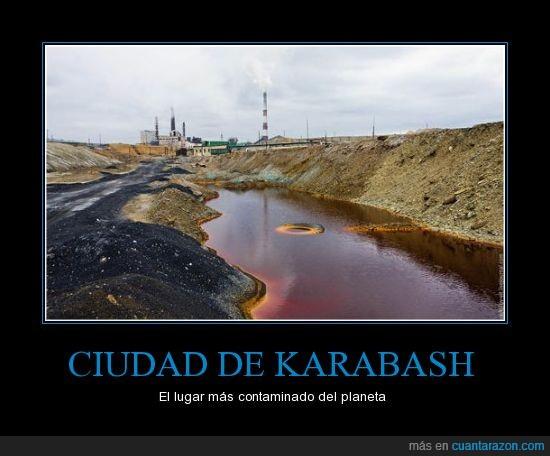 ciudad,cobre,contaminacion,contaminado,extraccion,industria,insostenible,karabash,lugar,mas,rusia