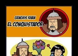 Enlace a GENGHIS KHAN