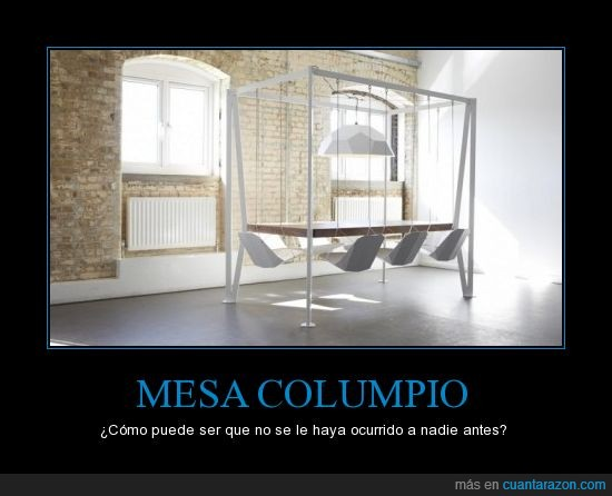 cadena,columpio,diseño,mesa,silla