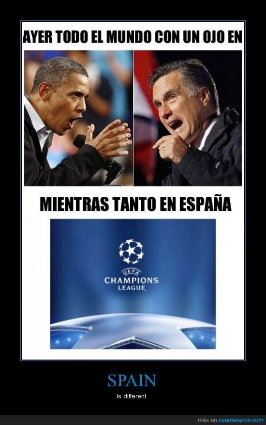 champions,eeuu,elecciones,españa,fúbol,obama,pasamos de todo,política,romney,usa