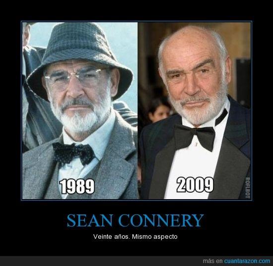 año,edad,envejecer,inmortal,mayor,nivel maximo,sean connery,viejo