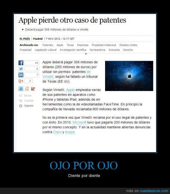 Apple,demanda,pierde,VirmetX