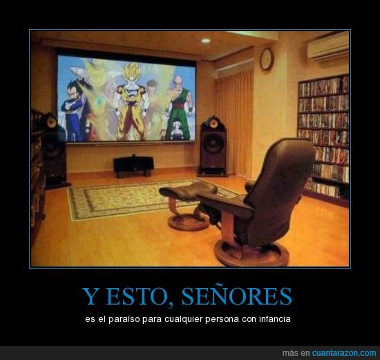 Dragon ball,friki,gamer,otaku,sillon,sofa,televisión