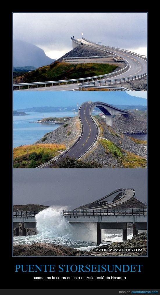 arco,asia,noruega,puente