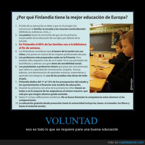 educacion,europa,finlandia,profesores