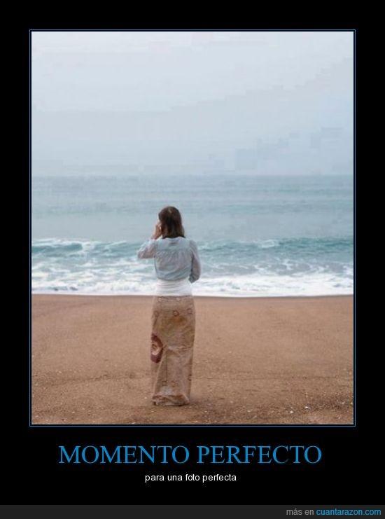 agua,arena,chica,foto,momento,perfecto,playa,ropa