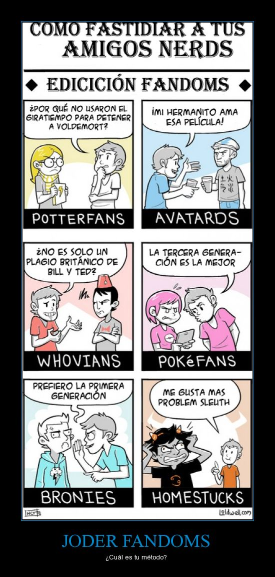 avatar,Decir que Derpy es ofensivo da mejores resultados,Dr.who,Harry Potter,homestucks,my little pony,pokemon