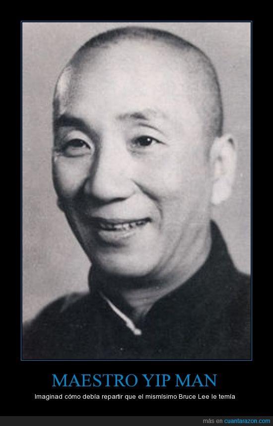 artes marciales,Bruce Lee,Dios,maestro
