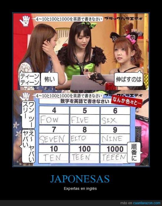 inglés,japonesas,Sayumi Michishige,Tanaka Reina,teeeeeen