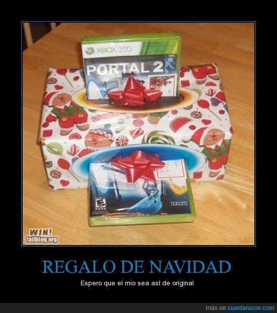 caja,navidad,portal,regalo,xbox
