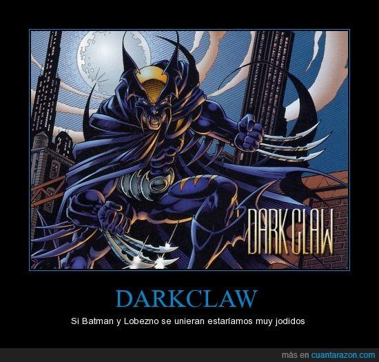 batman,darkclaw,fusion,lobezno,unir