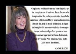 Enlace a ANNE RICE