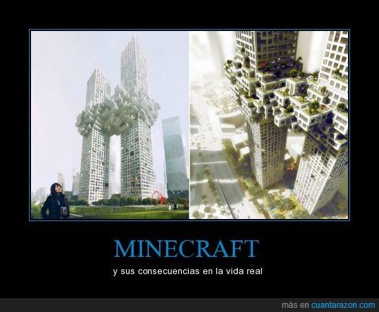 11s,cuadrados,cubos,edificios,homenaje,minecraft,torres gemelas,viva minecraft