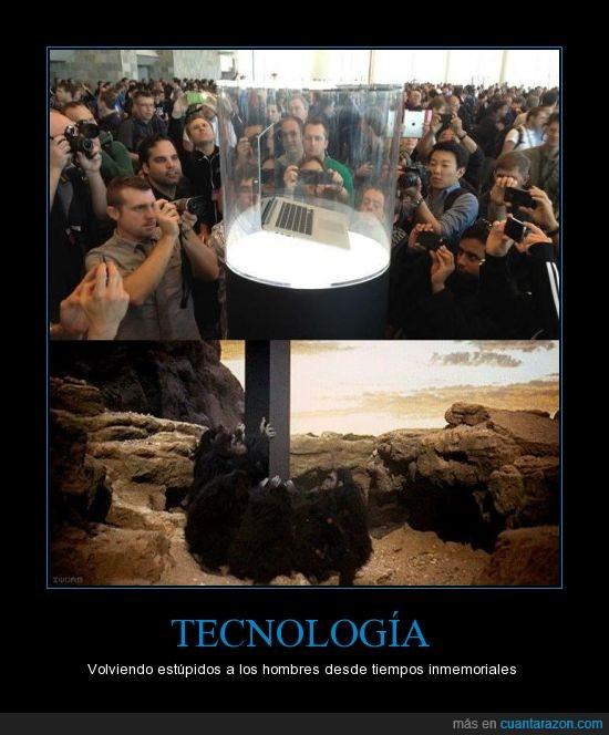 estupidez,humanos,odisea en el espacio,tecnología
