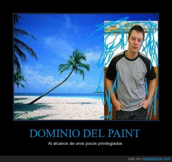 Como,Cutre,Jeje,Molo,OMG,Paint,photoshop,playa