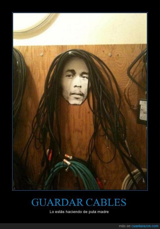 bob marley,cables,reggae