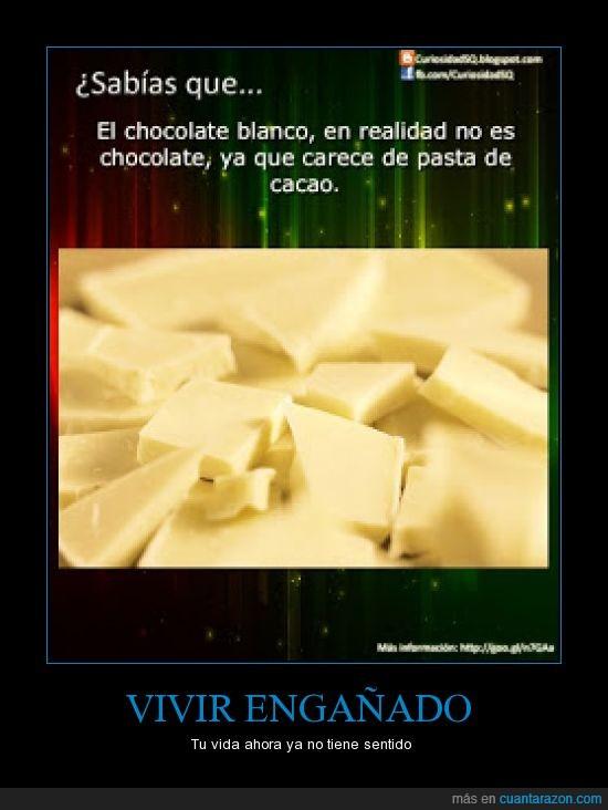 blanco,cacao,caloria,chocolate,farsa