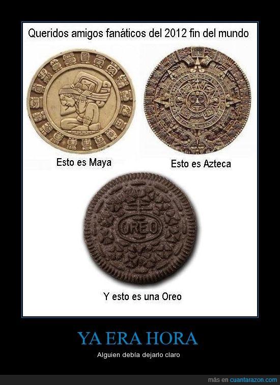azteca,fin,maya,mundo,oreo