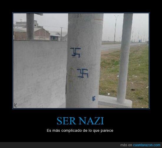 columna,fail,genius,nazi,negado,signo,símbolo,simbología